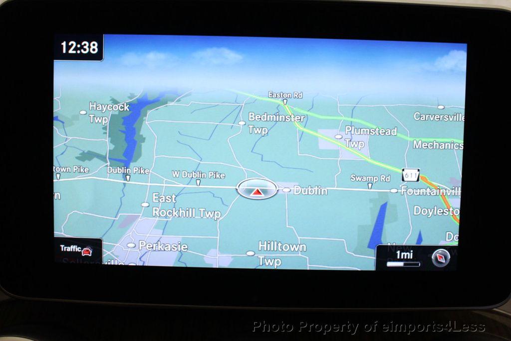 2018 Mercedes-Benz GLC CERTIFIED GLC300 4MATIC Pano Nav BLIS Camera - 18257420 - 9