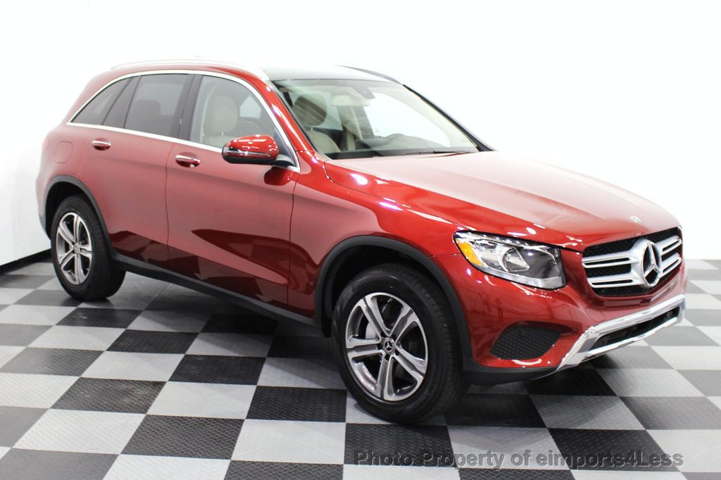 2018 Mercedes-Benz GLC CERTIFIED GLC300 4MATIC Pano Nav BLIS Camera - 18257420 - 15