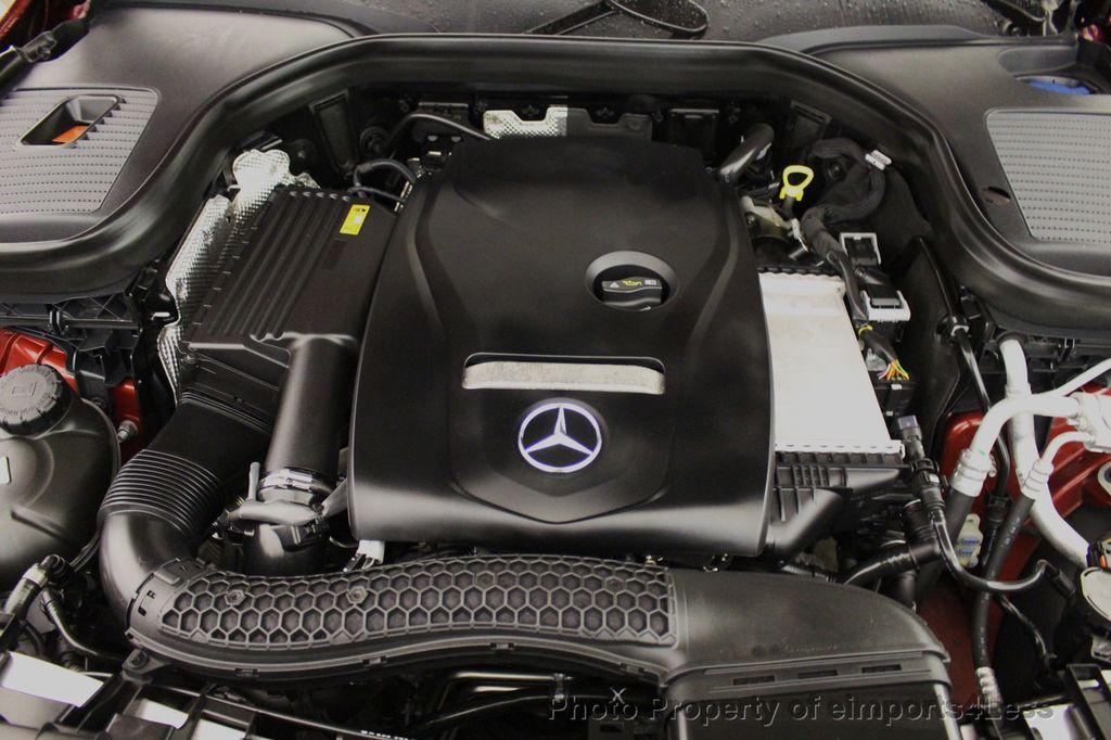 2018 Mercedes-Benz GLC CERTIFIED GLC300 4MATIC Pano Nav BLIS Camera - 18257420 - 20
