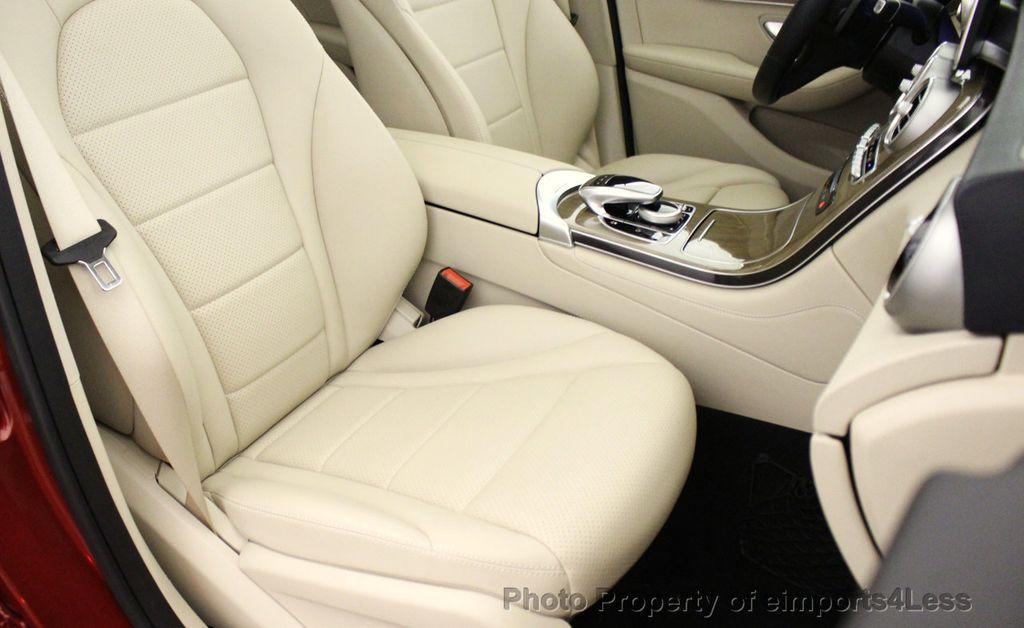 2018 Mercedes-Benz GLC CERTIFIED GLC300 4MATIC Pano Nav BLIS Camera - 18257420 - 25