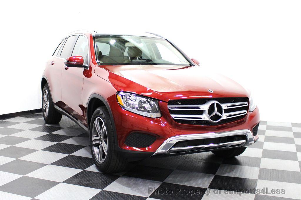 2018 Mercedes-Benz GLC CERTIFIED GLC300 4MATIC Pano Nav BLIS Camera - 18257420 - 30