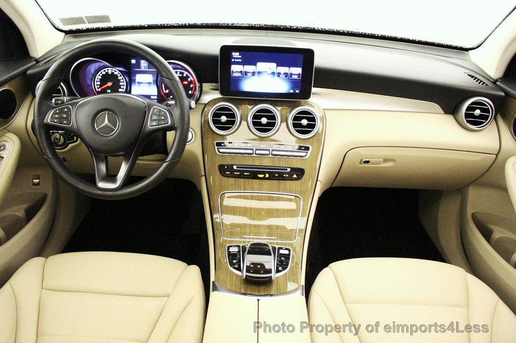 2018 Mercedes-Benz GLC CERTIFIED GLC300 4MATIC Pano Nav BLIS Camera - 18257420 - 35