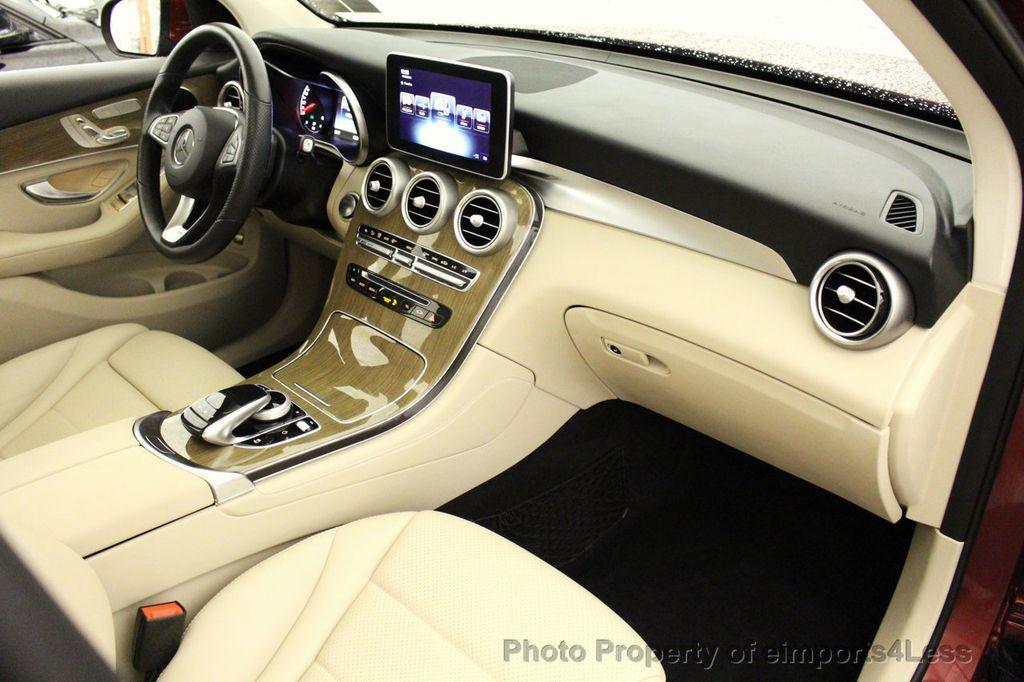 2018 Mercedes-Benz GLC CERTIFIED GLC300 4MATIC Pano Nav BLIS Camera - 18257420 - 36