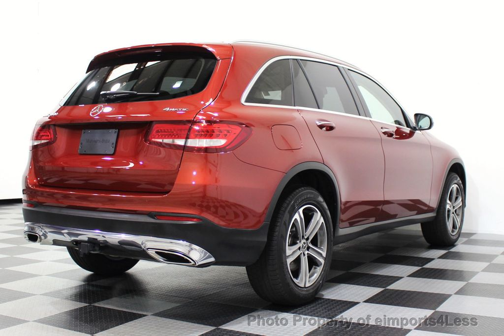 2018 Mercedes-Benz GLC CERTIFIED GLC300 4MATIC Pano Nav BLIS Camera - 18257420 - 3