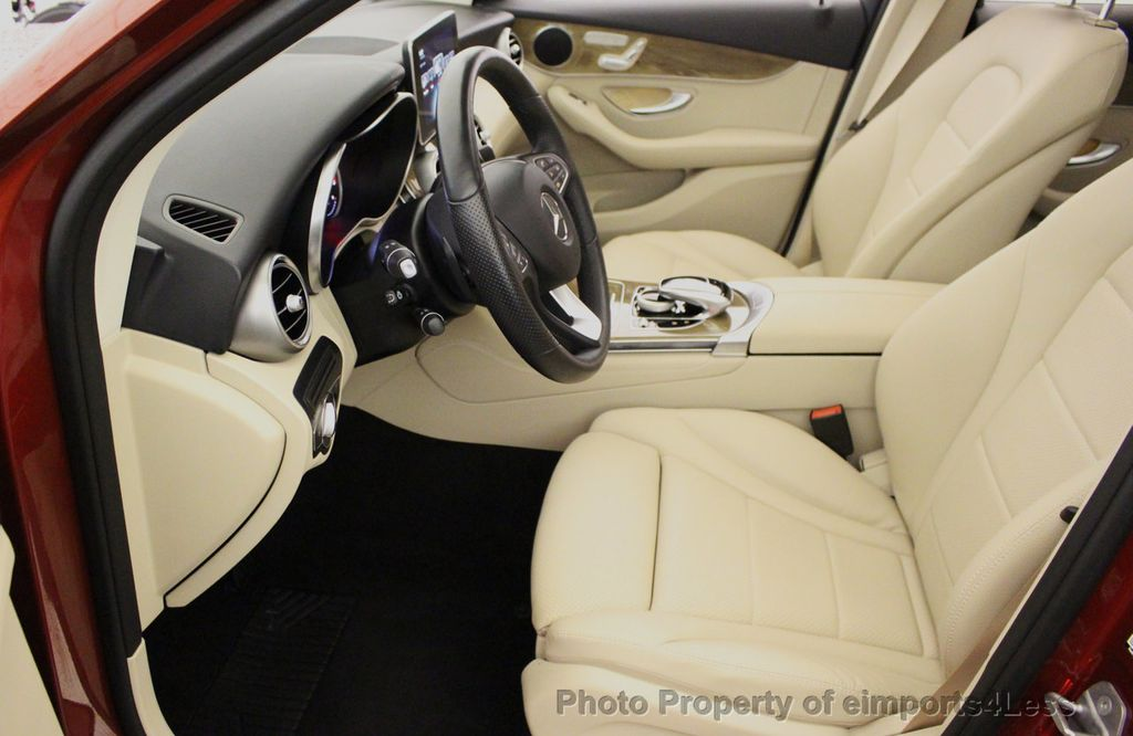 2018 Mercedes-Benz GLC CERTIFIED GLC300 4MATIC Pano Nav BLIS Camera - 18257420 - 39