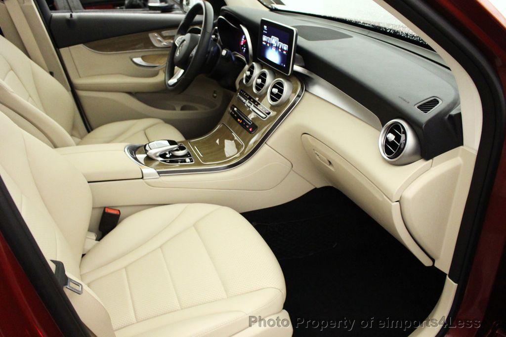 2018 Mercedes-Benz GLC CERTIFIED GLC300 4MATIC Pano Nav BLIS Camera - 18257420 - 40