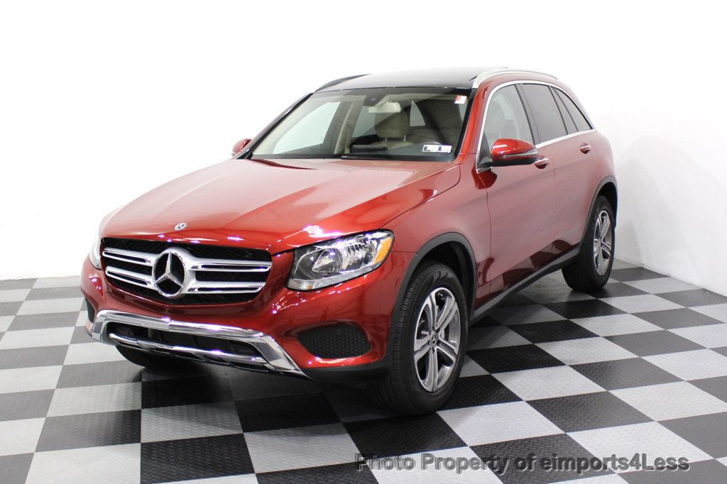 2018 Mercedes-Benz GLC CERTIFIED GLC300 4MATIC Pano Nav BLIS Camera - 18257420 - 45