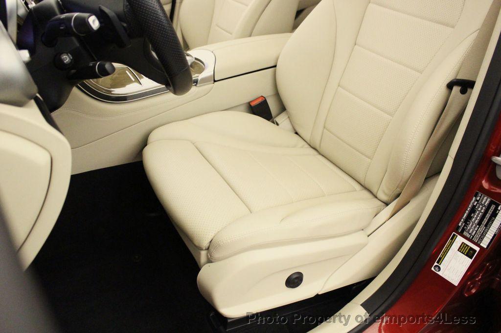 2018 Mercedes-Benz GLC CERTIFIED GLC300 4MATIC Pano Nav BLIS Camera - 18257420 - 50