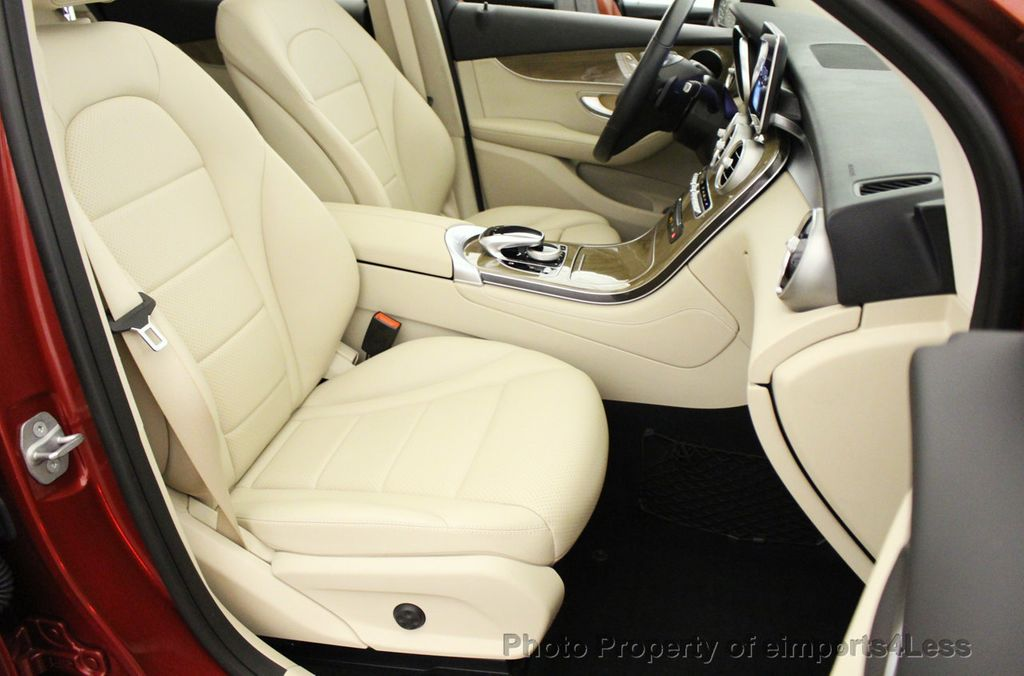 2018 Mercedes-Benz GLC CERTIFIED GLC300 4MATIC Pano Nav BLIS Camera - 18257420 - 51