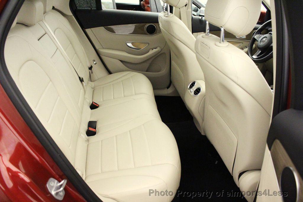 2018 Mercedes-Benz GLC CERTIFIED GLC300 4MATIC Pano Nav BLIS Camera - 18257420 - 53
