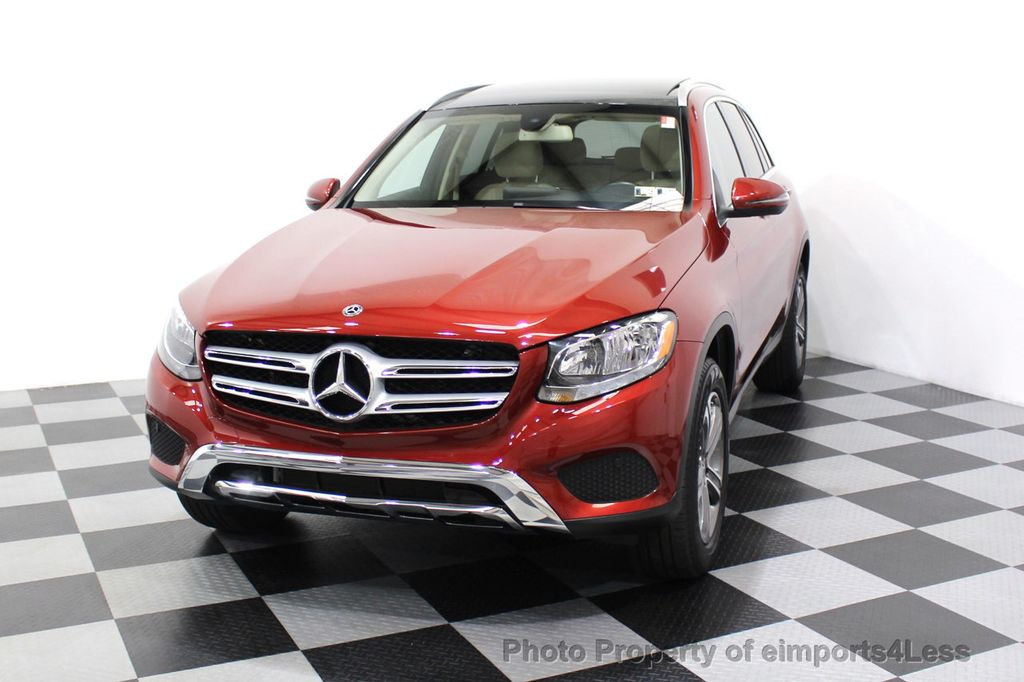 2018 Mercedes-Benz GLC CERTIFIED GLC300 4MATIC Pano Nav BLIS Camera - 18257420 - 54