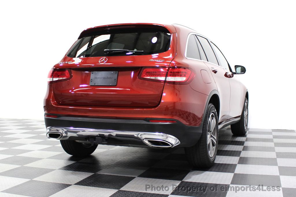 2018 Mercedes-Benz GLC CERTIFIED GLC300 4MATIC Pano Nav BLIS Camera - 18257420 - 56