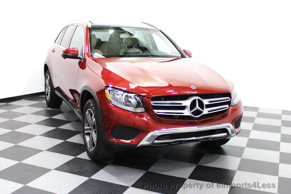 2018 Mercedes-Benz GLC CERTIFIED GLC300 4MATIC Pano Nav BLIS Camera - 18257420 - 57