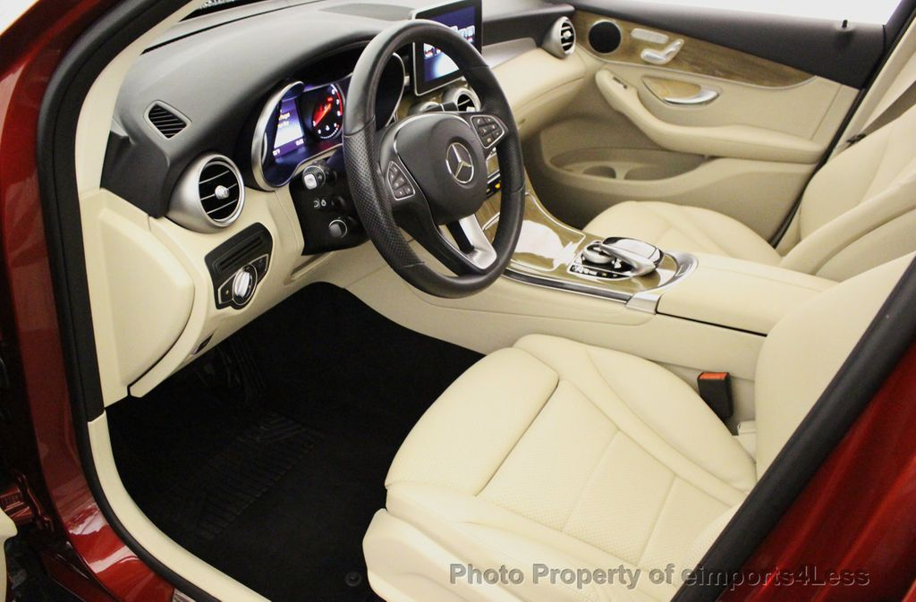 2018 Mercedes-Benz GLC CERTIFIED GLC300 4MATIC Pano Nav BLIS Camera - 18257420 - 5
