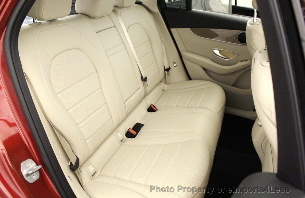 2018 Mercedes-Benz GLC CERTIFIED GLC300 4MATIC Pano Nav BLIS Camera - 18257420 - 8