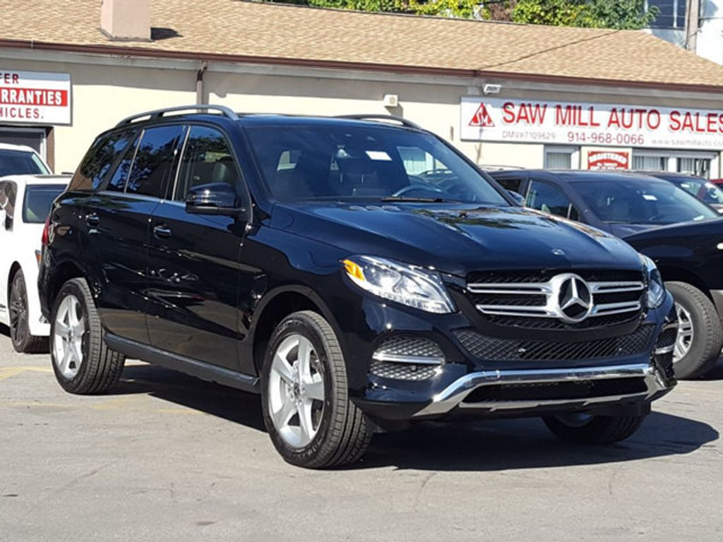 2018 used mercedes benz gle 350 4matic w navigation at saw. Black Bedroom Furniture Sets. Home Design Ideas