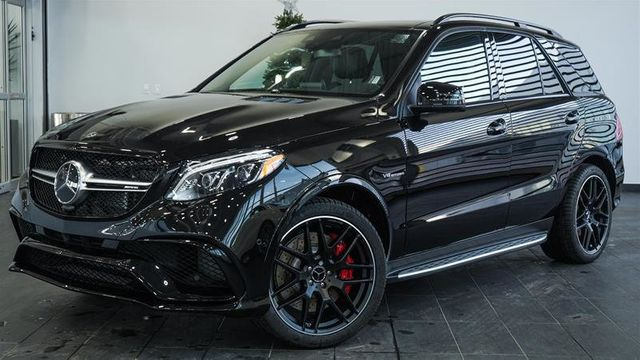 2018 Mercedes Benz Gle Amg 43 4matic Suv 17962836 0