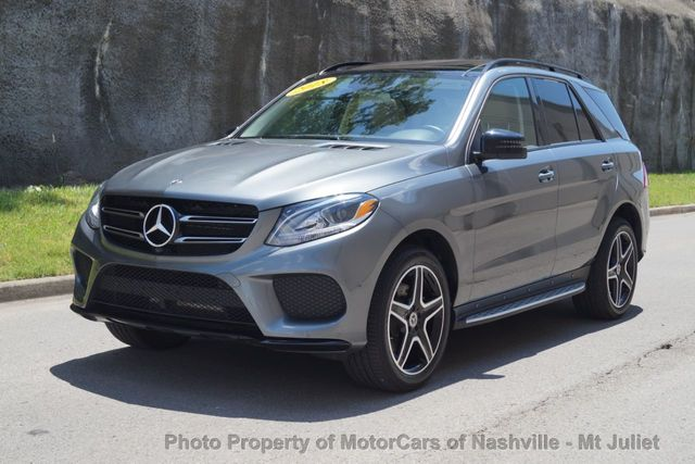 2018 Used Mercedes Benz Gle 350 4matic Amg Line Suv At Motorcars Of Nashville Mt Juliet Serving Mt Juliet Tn Iid 18942231