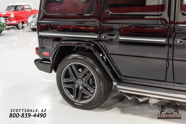 2018 Mercedes-Benz  AMG G 63 4MATIC SUV - Click to see full-size photo viewer