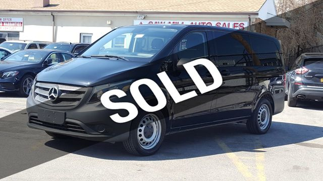 Used Passenger Vans For Sale >> 2018 Mercedes Benz Metris Passenger Van Van For Sale Yonkers Ny 26 900 Motorcar Com