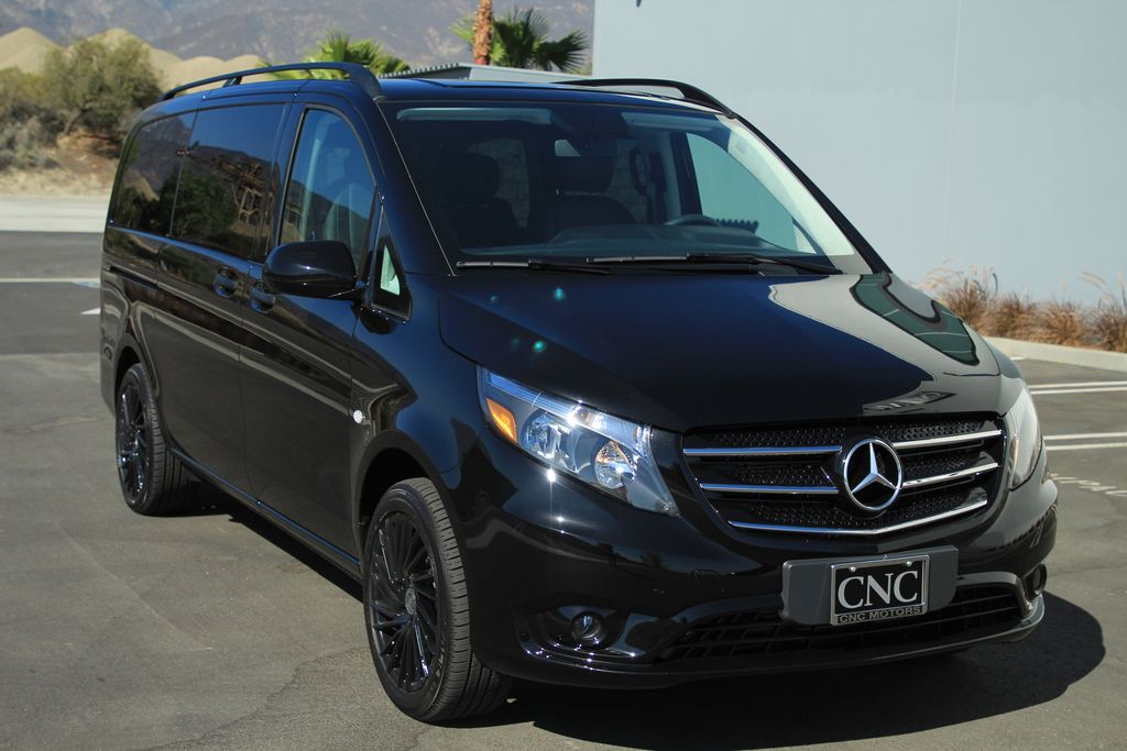 2018 Used Mercedes-Benz Metris Passenger Van at CNC Motors ...