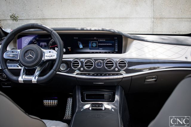 2018 Mercedes-Benz  S65 AMG  - Click to see full-size photo viewer