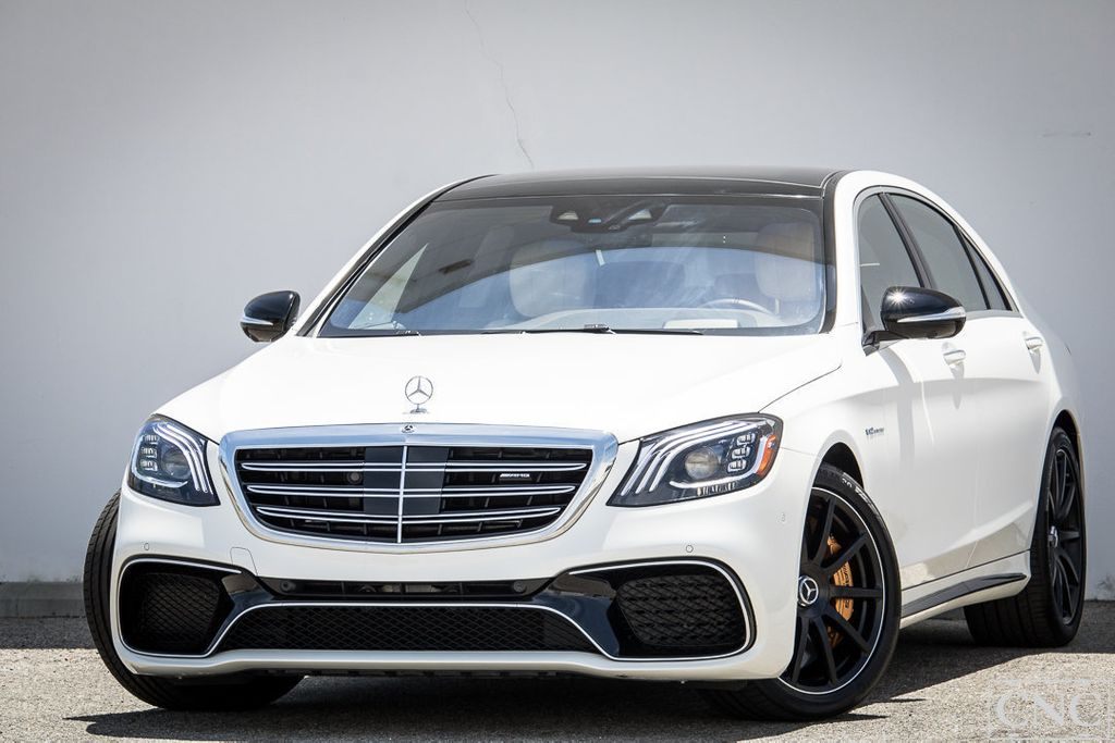 2018 Mercedes Benz S Cl S65 Amg 17632303 74