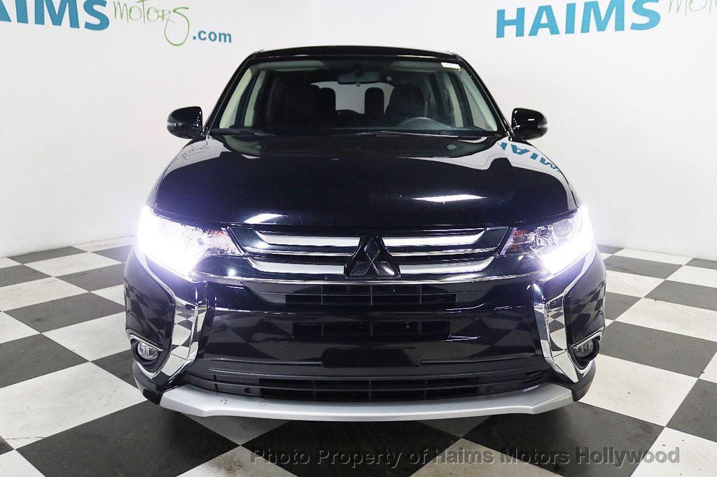 2018 Mitsubishi Outlander SE FWD - 18516212 - 2
