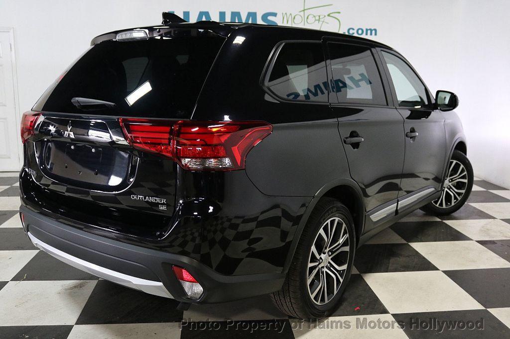 2018 Mitsubishi Outlander SE FWD - 18516212 - 6