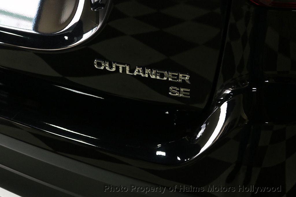 2018 Mitsubishi Outlander SE FWD - 18516212 - 7