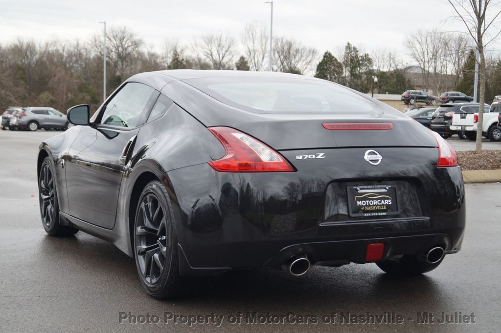 2018 Nissan 370Z Coupe Manual - 18415253 - 10