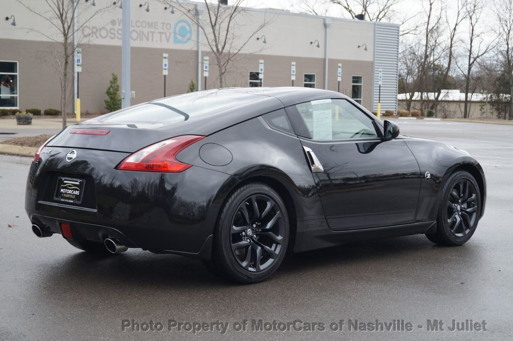 2018 Nissan 370Z Coupe Manual - 18415253 - 7