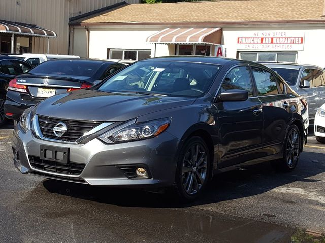 2018 Nissan Altima 2.5 SR Special Edition w/Navigation - 18033909 - 0