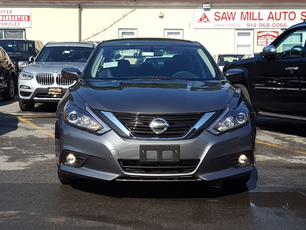 2018 Nissan Altima 2.5 SR Special Edition w/Navigation - 18033909 - 1