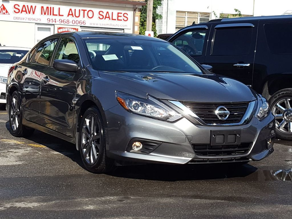 2018 Nissan Altima 2.5 SR Special Edition w/Navigation - 18033909 - 2