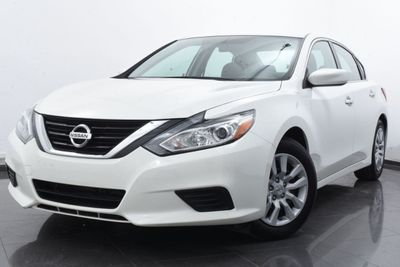 2018 Nissan Altima 2.5 SV Sedan - Click to see full-size photo viewer