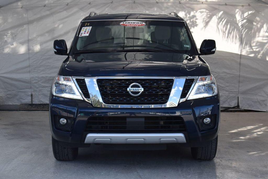 2018 Nissan Armada 4x2 SL - 18439614 - 2
