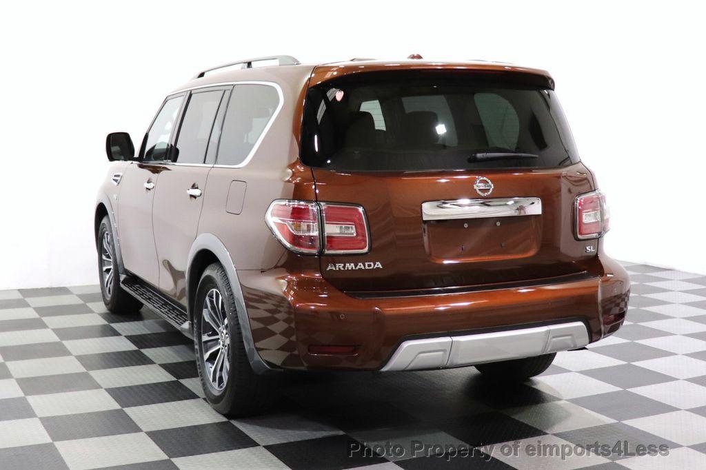 2018 Nissan Armada CERTIFIED ARMADA SL V8 4WD 8 PASSENGER CAM NAVI - 18448589 - 15