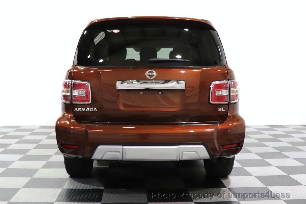 2018 Nissan Armada CERTIFIED ARMADA SL V8 4WD 8 PASSENGER CAM NAVI - 18448589 - 16