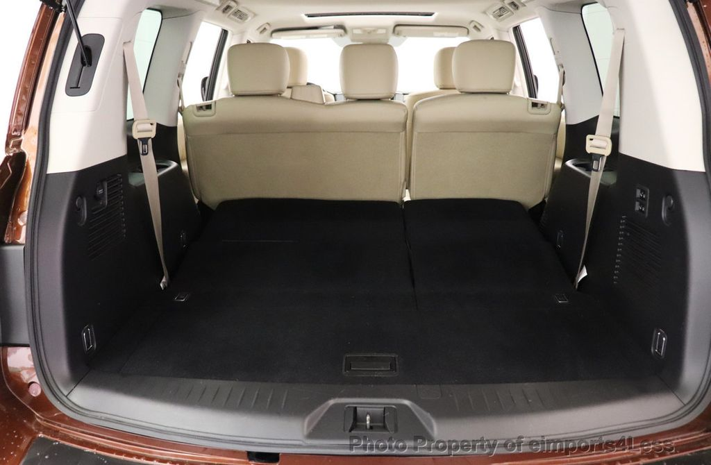 2018 Nissan Armada CERTIFIED ARMADA SL V8 4WD 8 PASSENGER CAM NAVI - 18448589 - 22