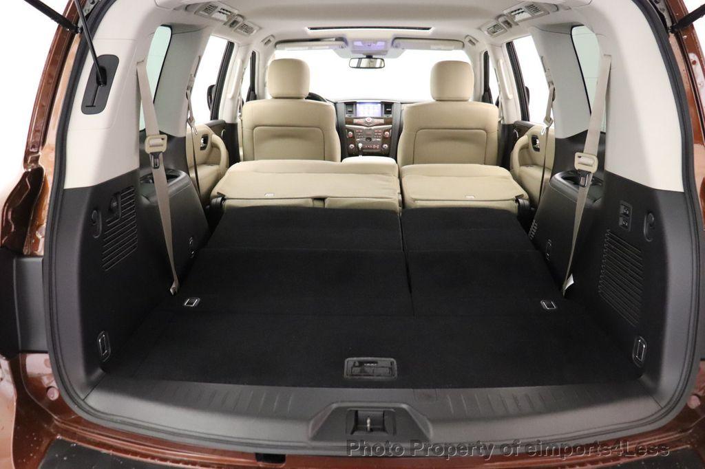 2018 Nissan Armada CERTIFIED ARMADA SL V8 4WD 8 PASSENGER CAM NAVI - 18448589 - 23