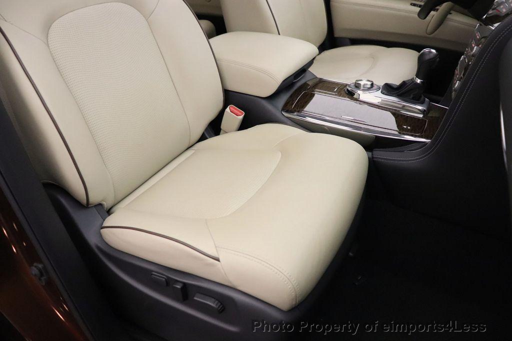 2018 Nissan Armada CERTIFIED ARMADA SL V8 4WD 8 PASSENGER CAM NAVI - 18448589 - 25