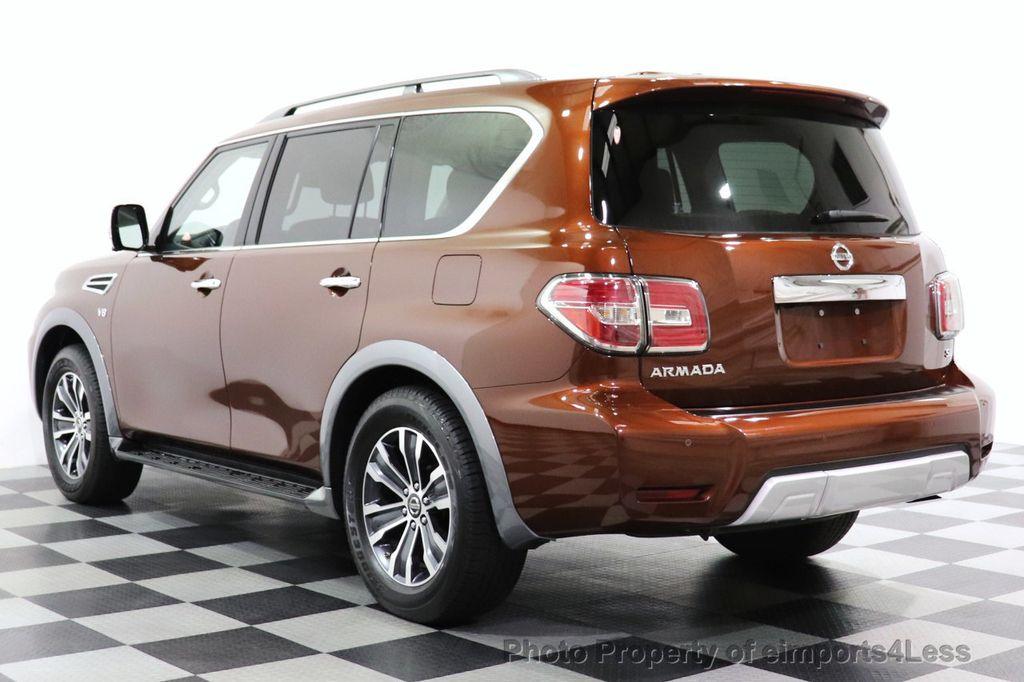 2018 Nissan Armada CERTIFIED ARMADA SL V8 4WD 8 PASSENGER CAM NAVI - 18448589 - 30