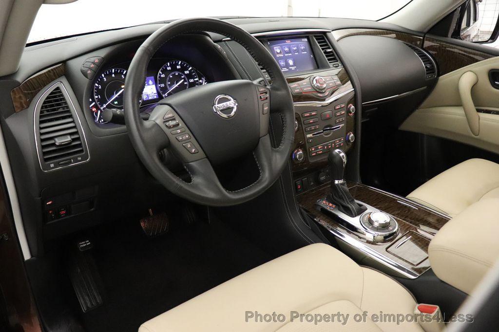 2018 Nissan Armada CERTIFIED ARMADA SL V8 4WD 8 PASSENGER CAM NAVI - 18448589 - 33