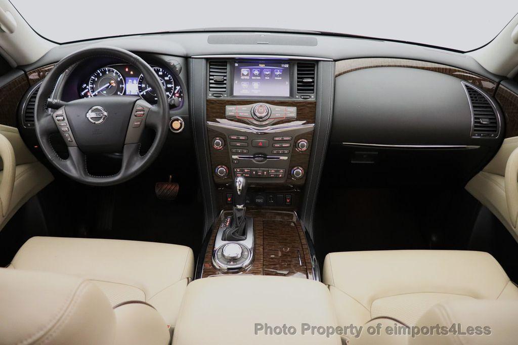 2018 Nissan Armada CERTIFIED ARMADA SL V8 4WD 8 PASSENGER CAM NAVI - 18448589 - 34