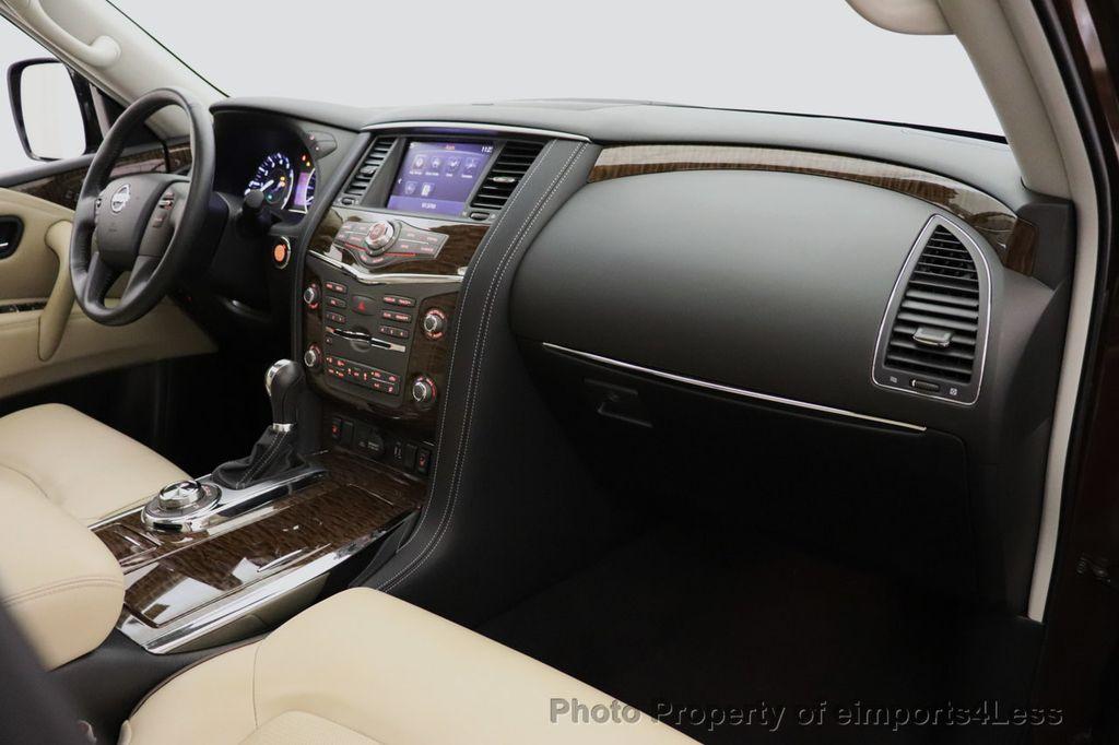 2018 Nissan Armada CERTIFIED ARMADA SL V8 4WD 8 PASSENGER CAM NAVI - 18448589 - 35