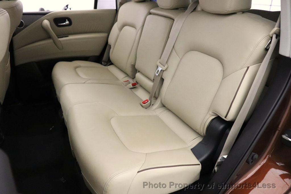 2018 Nissan Armada CERTIFIED ARMADA SL V8 4WD 8 PASSENGER CAM NAVI - 18448589 - 36