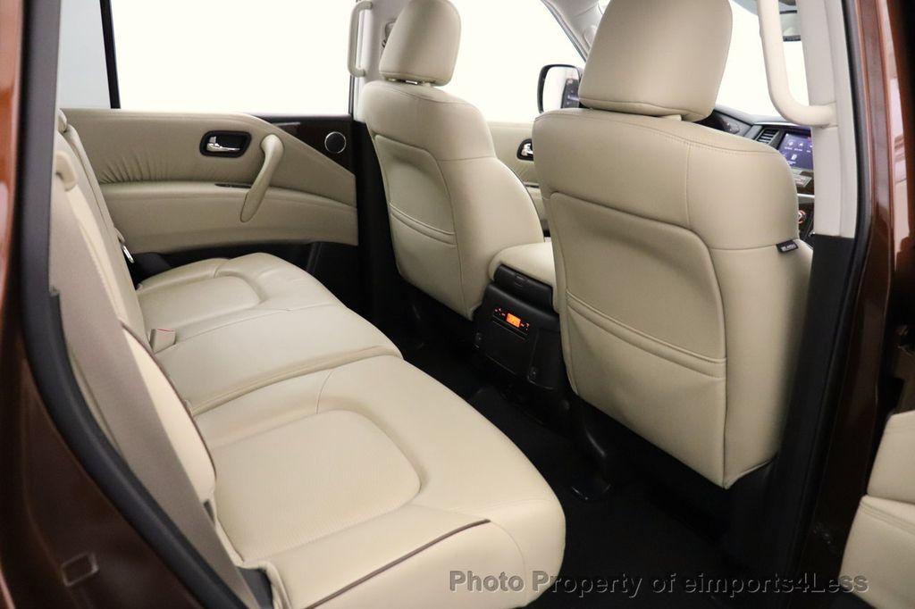 2018 Nissan Armada CERTIFIED ARMADA SL V8 4WD 8 PASSENGER CAM NAVI - 18448589 - 39