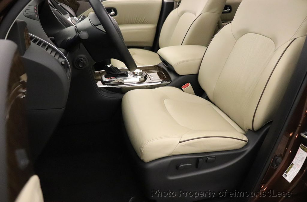 2018 Nissan Armada CERTIFIED ARMADA SL V8 4WD 8 PASSENGER CAM NAVI - 18448589 - 40