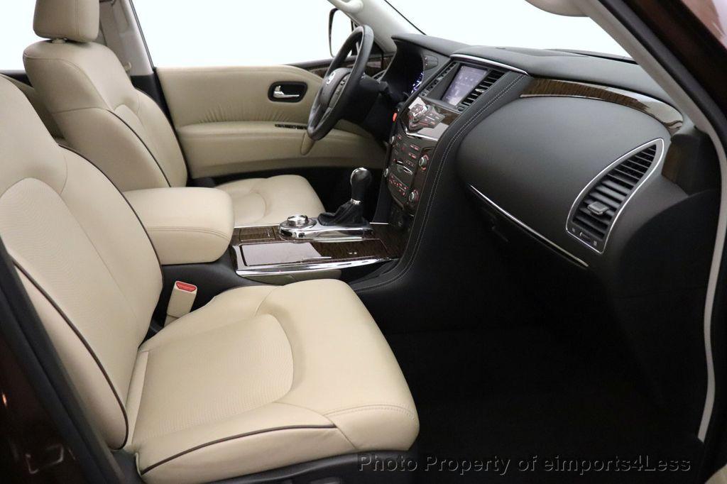 2018 Nissan Armada CERTIFIED ARMADA SL V8 4WD 8 PASSENGER CAM NAVI - 18448589 - 41